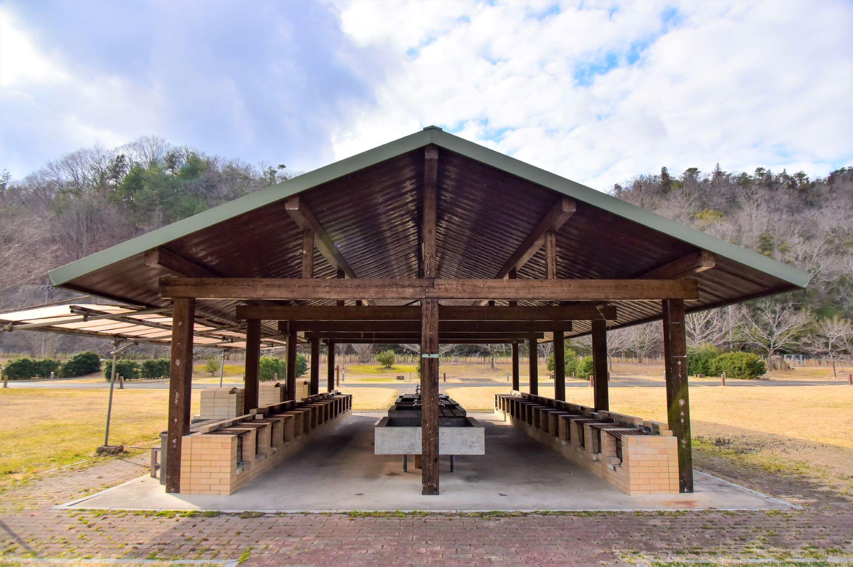八田原グリーンパーク「芦田湖オートキャンプ場」写真4