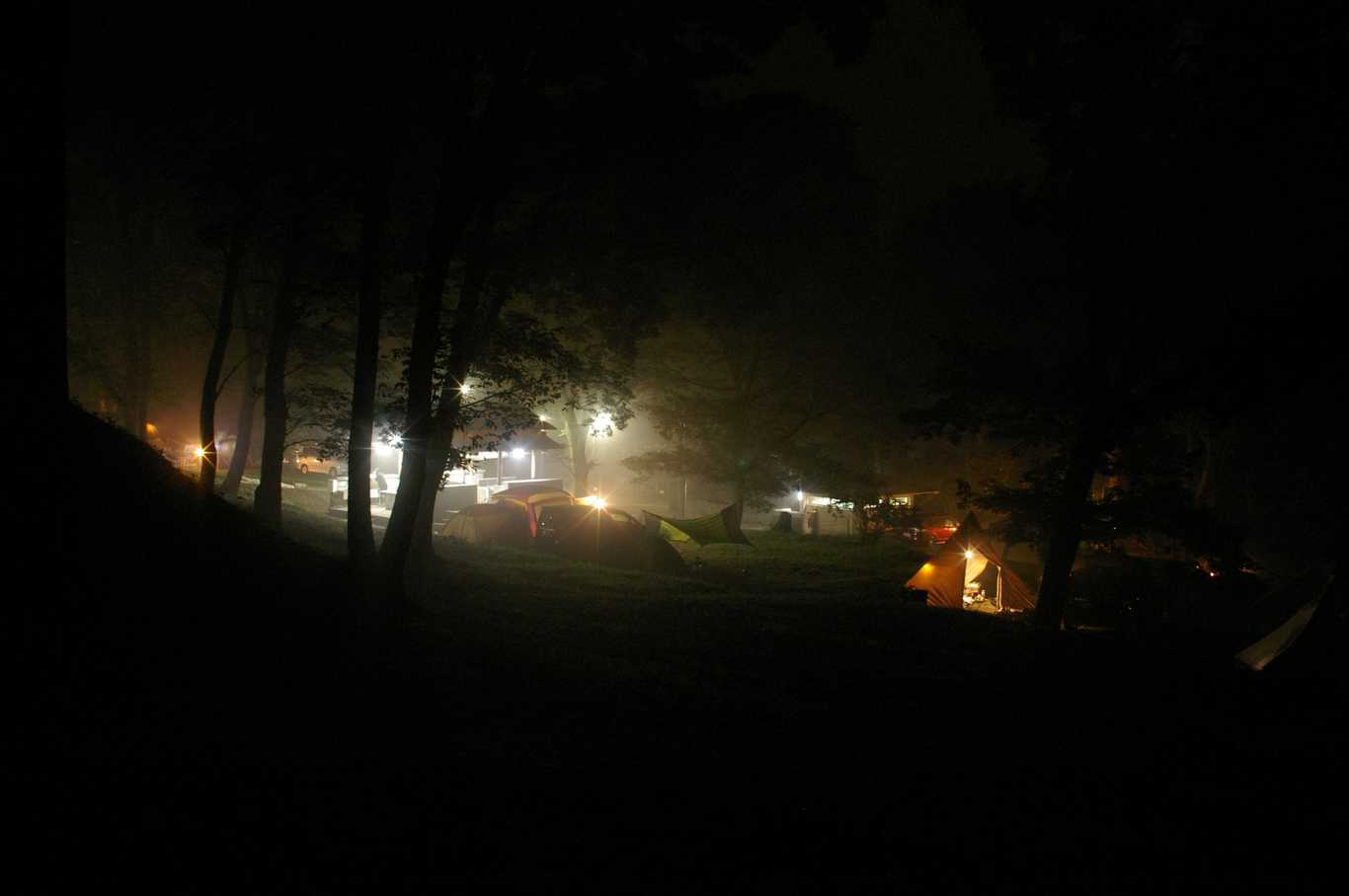 八風平キャンプ場写真10