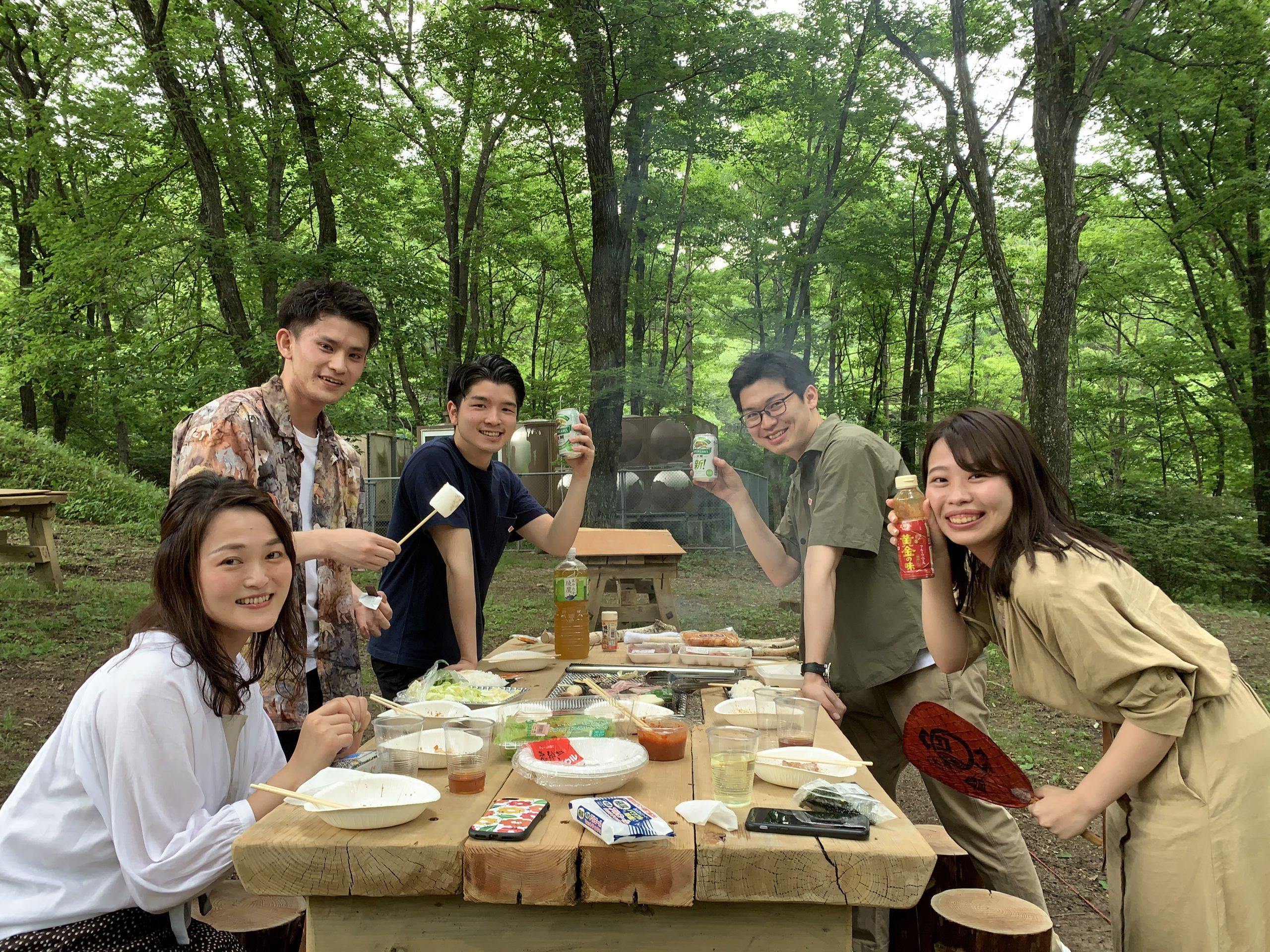 八風平キャンプ場写真5