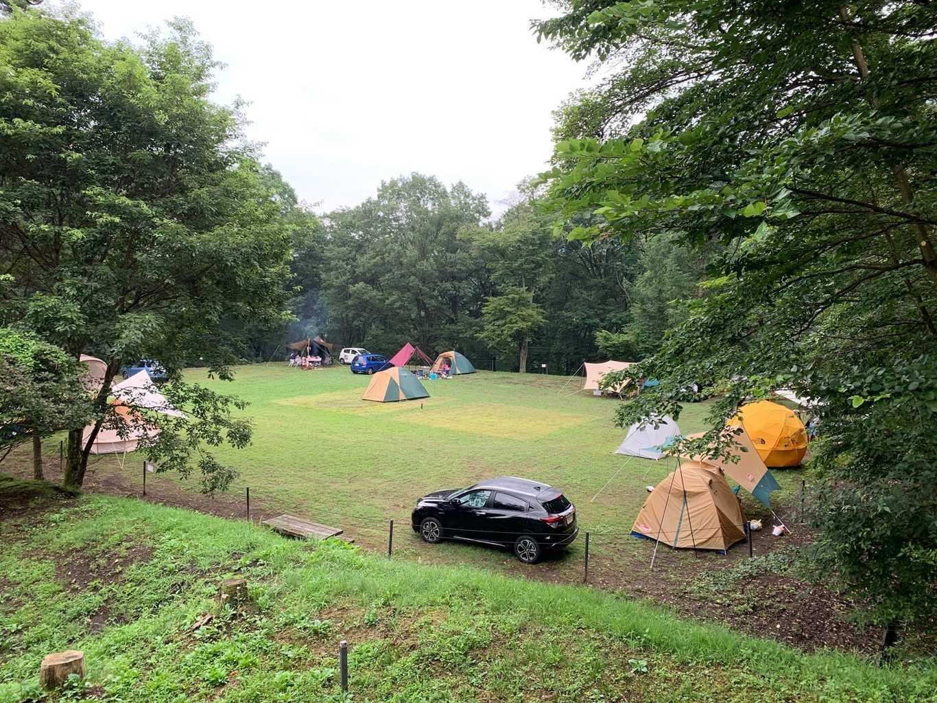 八風平キャンプ場写真2