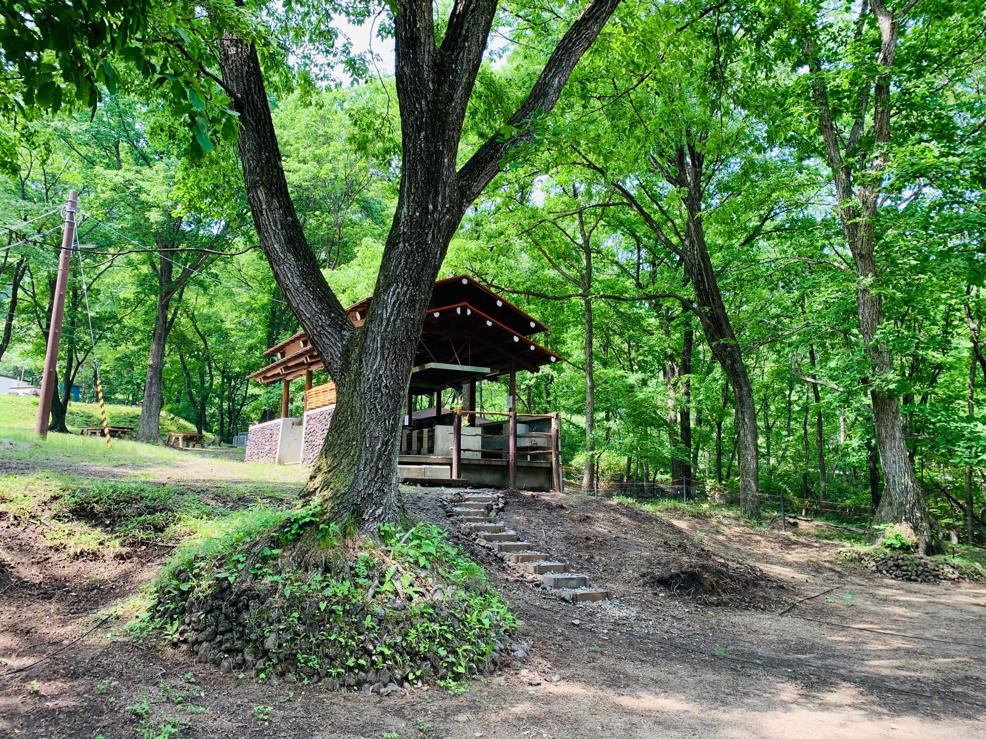 八風平キャンプ場写真4