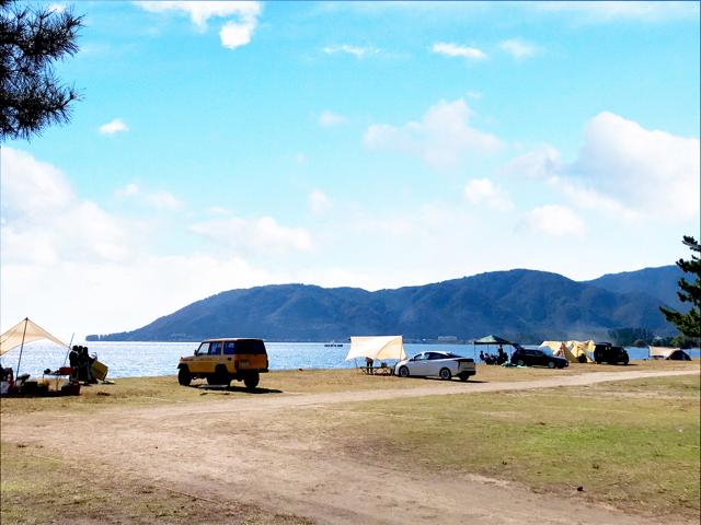 白浜荘オートキャンプ場写真3