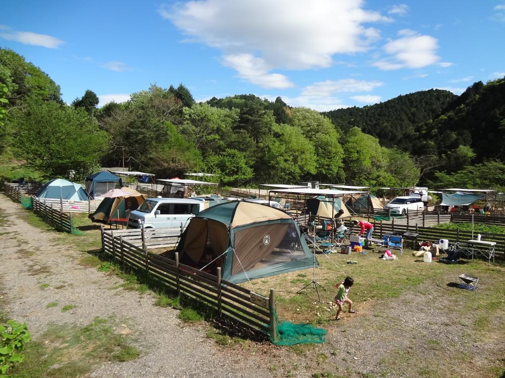 アウトドア・ベース犬山キャンプ場写真1