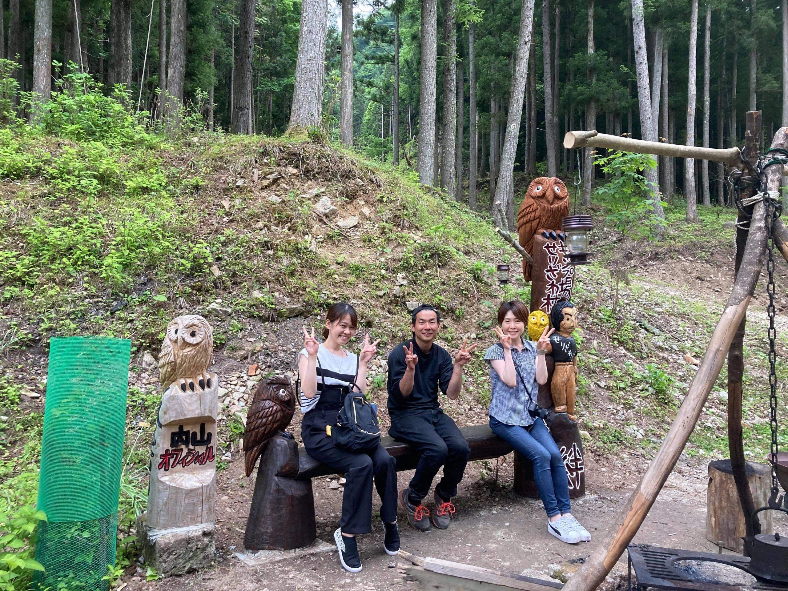 せりざわ村みんなのキャンプ場写真3
